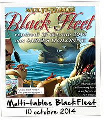 Multi-tables Black Fleet 2014