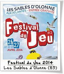 Festival du Jeu 2014