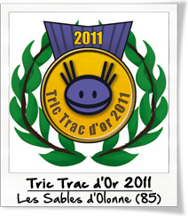 Tric Trac d'Or 2011