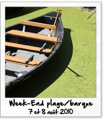 WE Plage, barques & Jeux