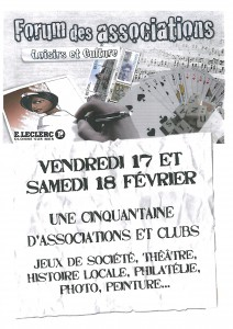 forum associations Leclerc 2012