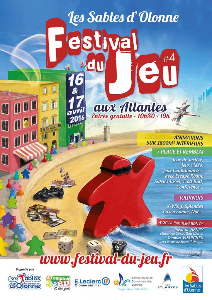 Festival du Jeu 2016