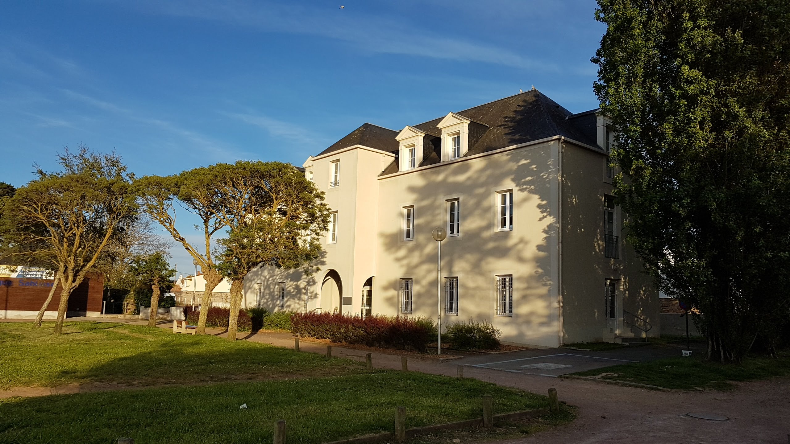 Le pavillon Maurice Durand